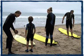Surf Lesson At Venice Beach Los Angeles California Surfing L A School